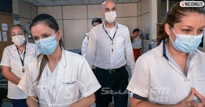 Insumos médicos solo alcanzarán para una semana más, denuncia sindicato