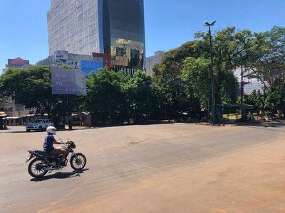 """Comercios de Ciudad del Este """"en UTI"""" tras ser fuertemente golpeados por la crisis del coronavirus"""