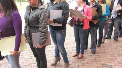 Covid-19: Actualmente hay unas 10.000 personas desempleadas en nuestro país