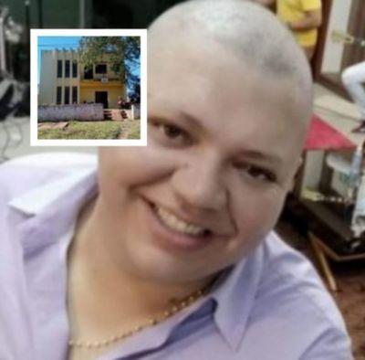 Tras ser desalojado Juancho Acosta pretende usar otro predio público gratis en Pedro Juan