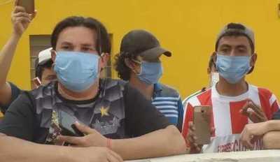 Caaguazú: Compatriotas con covid-19 negativo fueron trasladados