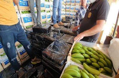 Incautan más de cuatro toneladas de marihuana en Chaco'í