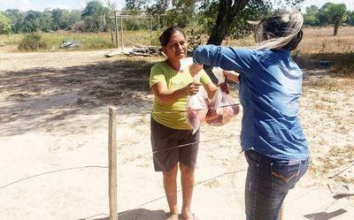 Donan carne vacuna para subsistir en cuarentena