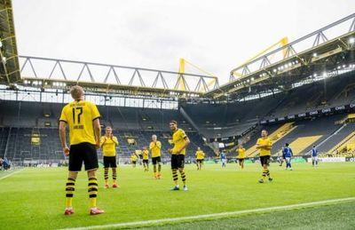 La Bundesliga arrancó con goleada
