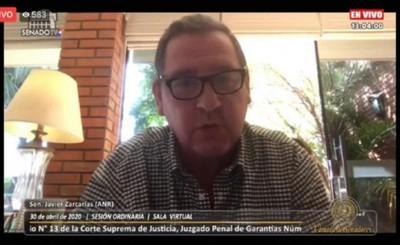 Caso Fronteras Producciones: Libertad ambulatoria para Javier Zacarías