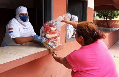 Denuncian que MEC ya condiciona entrega de kits de alimentos por tareas