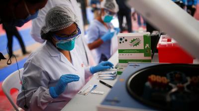 Coronavirus en Perú: Baten nuevo récord de casos de COVID-19 y temen colapso