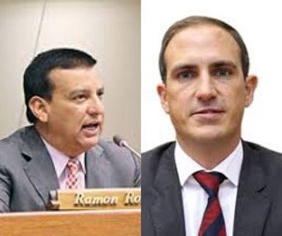 Diputado Romero Roa puso en su lugar a senador Rasmussen