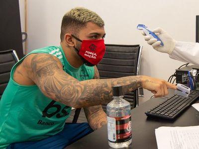 """Flamengo insiste en entrenamientos y dice que jugadores se """"sienten seguros"""""""