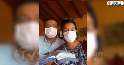 Pastores encarnacenos alegan que han sanado del Covid-19 a una persona a través de Whatsapp