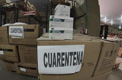 Contraloría detectó irregularidades en la compra de insumos médicos en el Ministerio de Salud