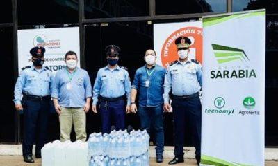 » Grupo Sarabia lanza campaña solidaria Juntos Sumamos