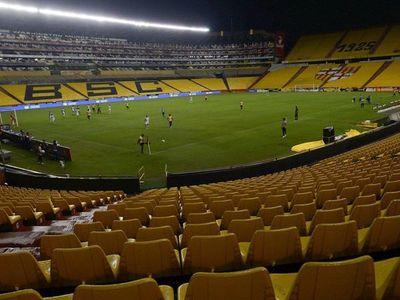 La pandemia de la COVID-19 tiene al borde del colapso al fútbol ecuatoriano