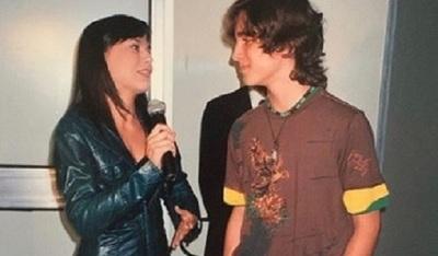 Meli Quiñónez recordó cuando entrevistó al actor Diego Boneta