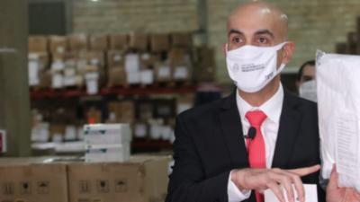 Contraloría confirma irregularidades en compra de Salud