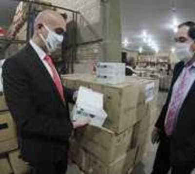 Salud se defiende ante supuestas irregularidades en compra de insumos