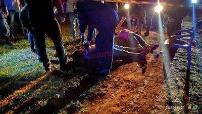 Matan a joven en un atentado en Pedro Juan Caballero
