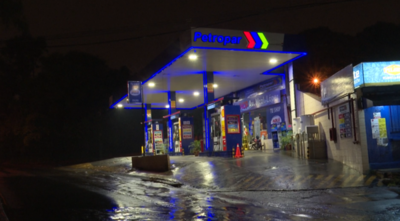 Asaltaron estación de servicio en Fernando de la Mora
