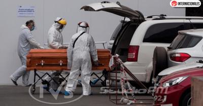 Chile se acerca a 600 muertes por coronavirus tras reportar 45 nuevos decesos