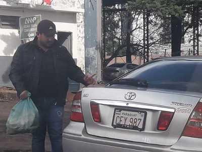 """RECICLAN a los """"RECAUDADORES"""" del SENAVE en la frontera"""