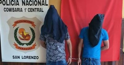 Dos ebrios aprehendidos por exposición al peligro y violación de la cuarentena inteligente
