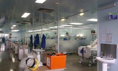 Cinco pacientes con coronavirus internados en IPS de CDE