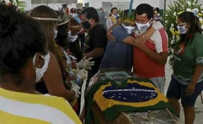 Covid-19 en Brasil: ya supera los 20.000 muertos y 310.000 infectados