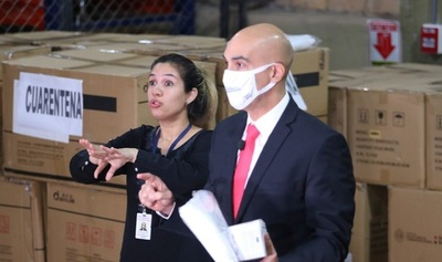 Ministerio de Salud confirma cancelación total de contrato sobre insumos médicos