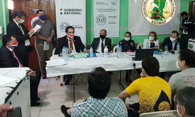 Reunión interinstitucional para escuchar  reclamos de reclusos en el penal de CDE – Diario TNPRESS
