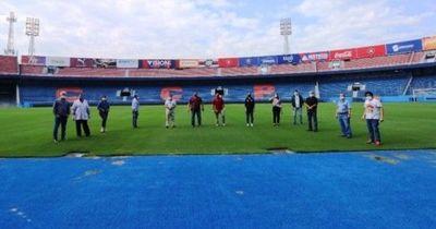 Terminaron las inspecciones de estadios para el retorno del fútbol