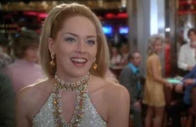 El sueño que Sharon Stone cumplió al actuar en 'Casino' de Scorsese