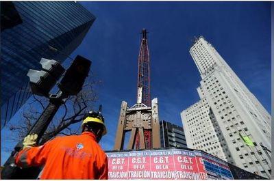 Crisis en Argentina desencadenaría al menos 40.000 despidos en sector de construcción