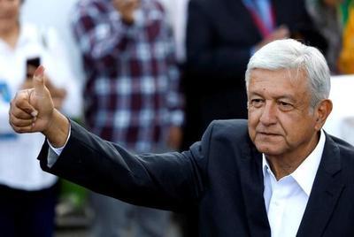 López Obrador gana elecciones en México, rivales le desean éxito