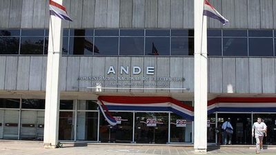 Un manchón más en la historia de la ANDE