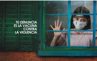 Lanzan campaña #HacéTuParte de lucha contra el maltrato y abuso infantil y adolescente