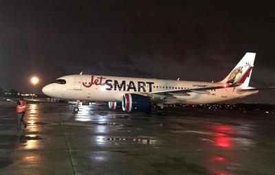 En vuelo humanitario retornaron 159 connacionales provenientes de Chile