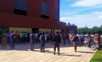 Otro grupo de albergados en Alto Paraná recibe el alta tras cuarentena