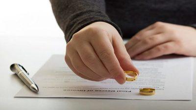 Fueron registrados 31 juicios por divorcio en capital durante la cuarentena total