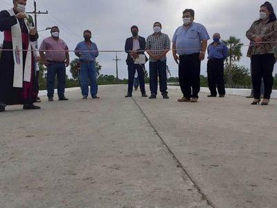 Gobernación de Alto Paraguay habilitó una serie de obras en Fuerte Olimpo