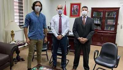 Empresa de Roque abandona concurso para proveer tapabocas a Salud  .