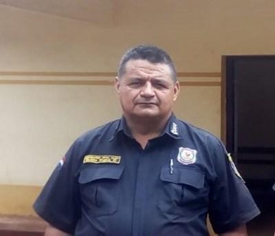 Nuevo jefe en Comisaría 12