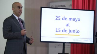 Mazzoleni anuncia sumario pero no sanciones a pesar de irregularidades comprobadas