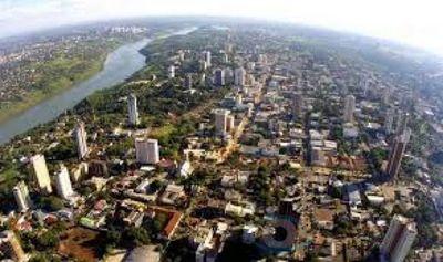 Foz de Iguazú con el mayor número de contagios en la Triple Frontera