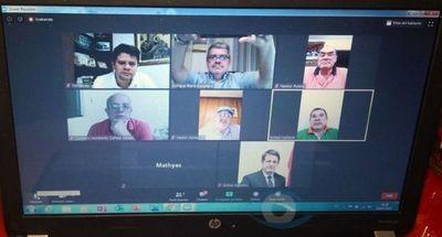 Por no tener respuestas de autoridades locales, comerciantes recurren al senador Enrique Riera
