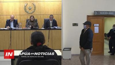 INICIÓ EN LA FECHA JUICIO POR SUP. ESTAFA A LAVANDERAS EN CNEL. BOGADO