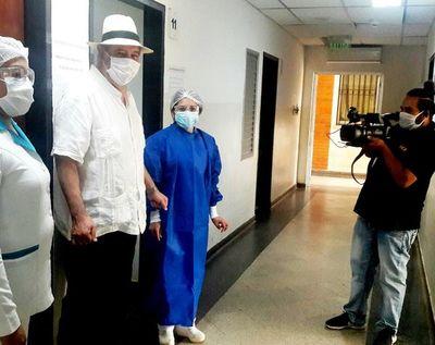 Luis R. Vera prepara documental
