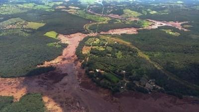 Un nuevo desastre minero enluta a Brasil