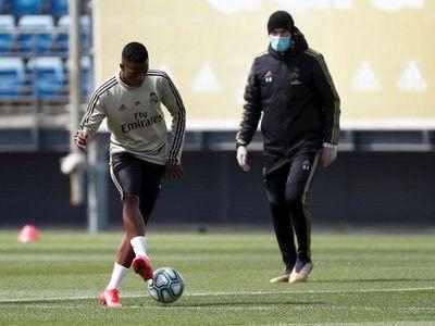El Madrid completa la segunda semana de entrenamientos