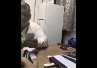 Destituyen a jefe de la Dinac tras denuncia de soborno