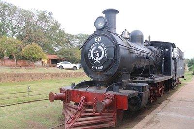 De Areguá a Ypacaraí, en un tren de más de 150 años